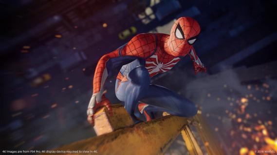 J. Jonah Jameson przedstawia Nowy Jork w grze Marvel's Spider-Man