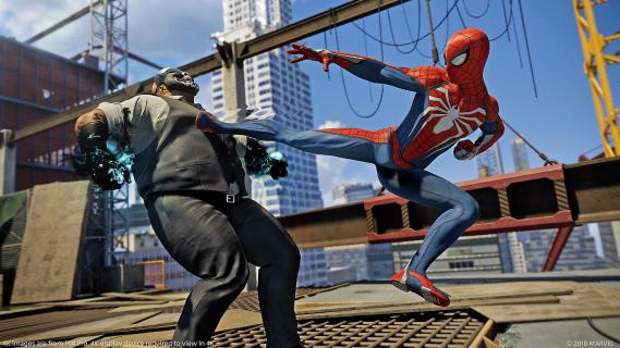 Czy Marvel's Spider-Man zaliczył downgrade? Ekspert wyjaśnia