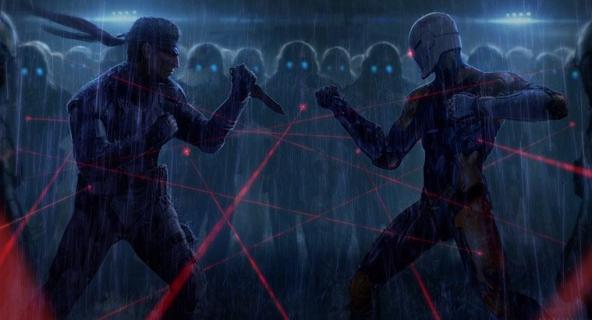 Tak może wyglądać film Metal Gear Solid. Zobacz świetne grafiki koncepcyjne