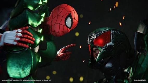 Premierowy zwiastun Spider-Man przedstawia fabułę gry. Są też nowe screeny