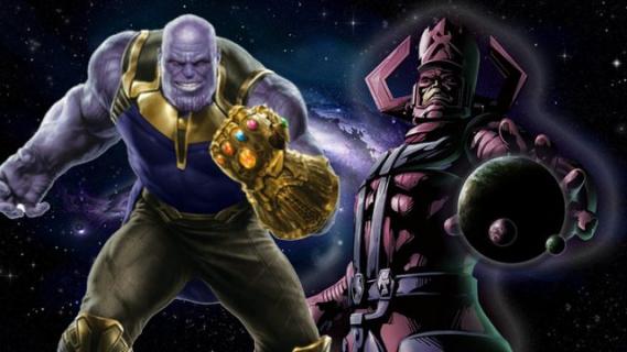 Teoria o MCU: Thanos i Kamienie pomogą wprowadzić X-Men i Galactusa?