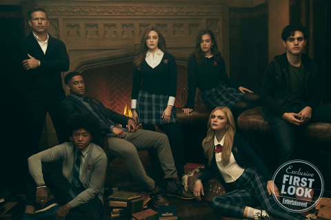 Oto bohaterowie spin-offu The Originals. Zobacz zdjęcia z Legacies