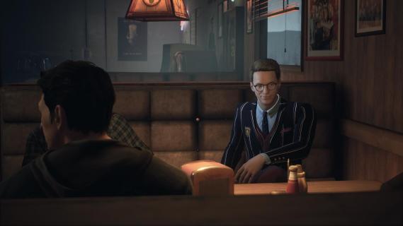 Psychologiczna gra Twin Mirror będzie serialem podzielonym na epizody