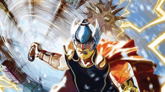 Hela w komiksie poślubiła , a Thor na chwilę został Królem Umarłych