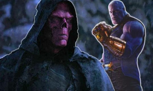 Avengers: Wojna bez granic – Red Skull na nowych szkicach koncepcyjnych z filmu