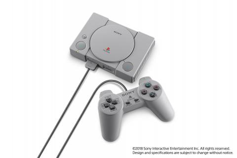 PlayStation Classic będzie całkowicie zamkniętym systemem