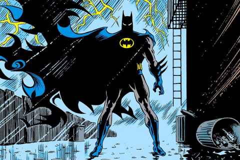Zmarł Norm Breyfogle, rysownik Batmana