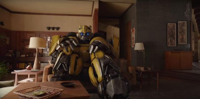 Bumblebee – zwiastun spin-offu Transformers. Są emocje!