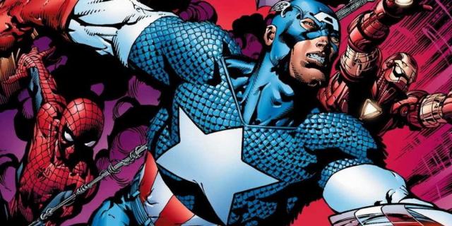 Avengers 4 – Kapitan Ameryka ma nowy kostium. Wyciek zdjęć bohatera MCU