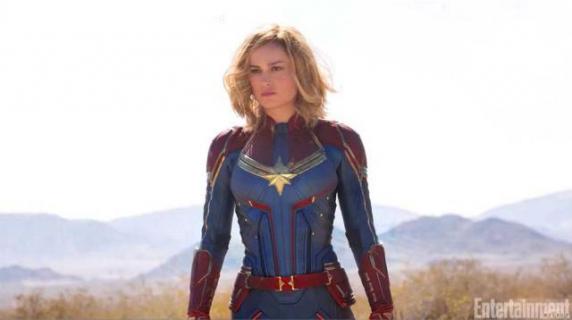 Captain Marvel – najsilniejsza w MCU, ale pełna agresji. Poznaj nowe szczegóły