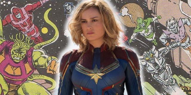 Captain Marvel – zwiastun może zadebiutować szybciej, niż zakładaliśmy