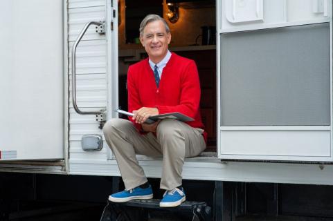 A Beautiful Day in the Neighborhood – Tom Hanks jako Mr. Rogers. Nowe zdjęcia