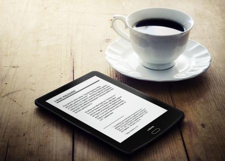 inkBOOK Prime HD – 6-calowy czytnik z konfigurowalnym podświetleniem