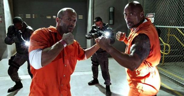 Hobbs and Shaw – zdjęcie ze spin-offa Szybkich i wściekłych