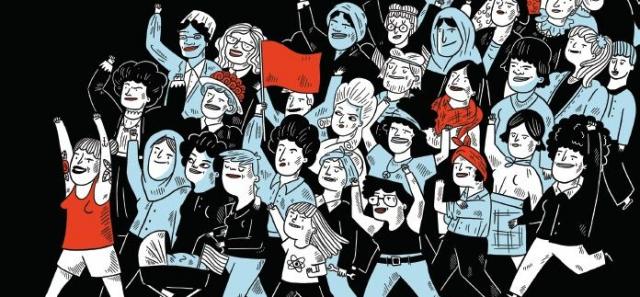 Walka kobiet. 150 lat wolności, równości i siostrzeństwa – recenzja komiksu