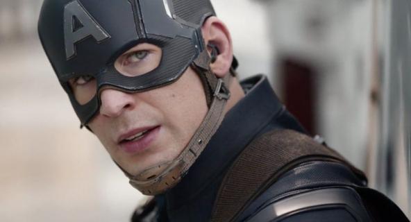 Chris Evans żegna się z rolą Kapitana Ameryki