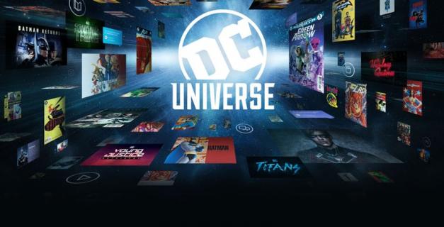 DC Universe – nowe treści i daty premier oryginalnych seriali