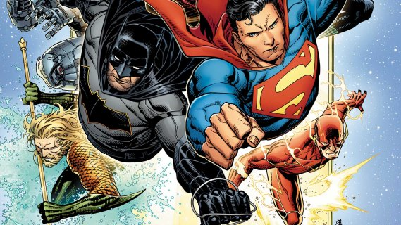 Justice League nową grą studia Rocksteady?