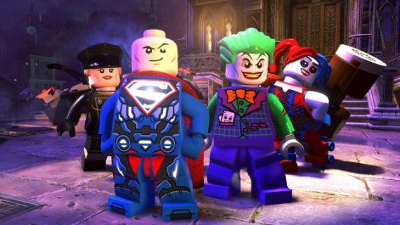 LEGO DC Superzłoczyńcy – recenzja gry