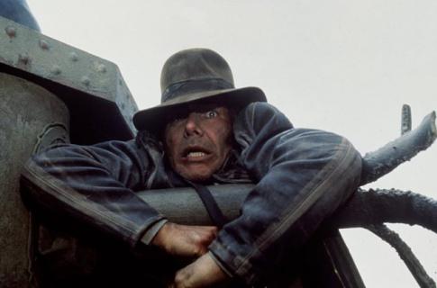 Powrót do przeszłości: Zobacz zdjęcia z planu serii Indiana Jones