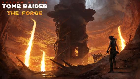 Shadow of the Tomb Raider z dodatkiem. Twórcy zapowiadają The Forge
