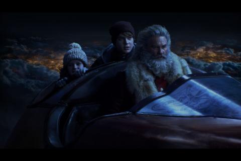 Kronika świąteczna – zwiastun filmu Netflixa. Kurt Russell jako Święty Mikołaj