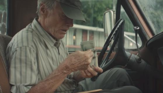 Clint Eastwood powraca do aktorstwa. Zobacz zwiastun dramatu The Mule