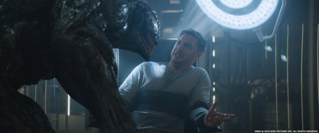 Venom nie potrzebuje wersji bez cenzury Tak twierdzi reżyser