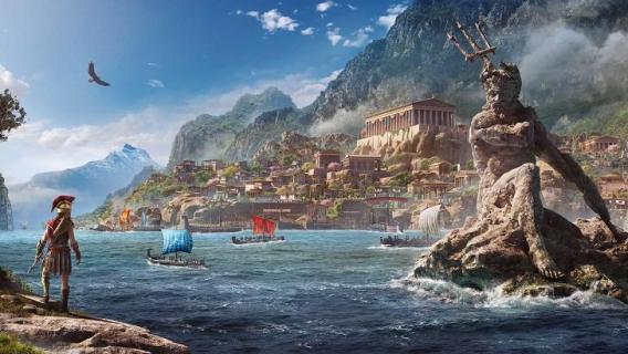 Jak Assassin's Creed: Odyssey wypada na konsolach? Obejrzyj porównanie wideo