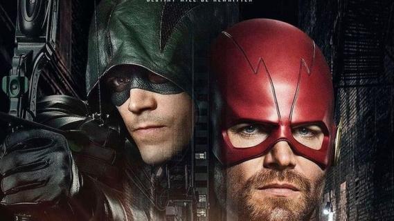 Green Arrow jako Supergirl – fani parodiują plakat, obsada docenia