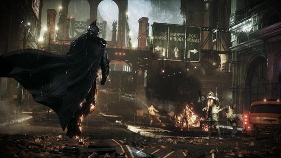 Arkham Universe kolejną grą z Batmanem? Tak wynika z nowych plotek