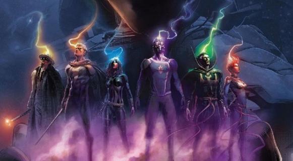 Marvel w komiksie wyjawił, skąd bierze się moc Kamienia Duszy