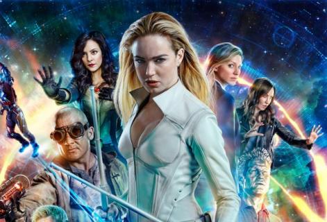 Legends of Tomorrow będą miały osobny crossover w Arrowverse