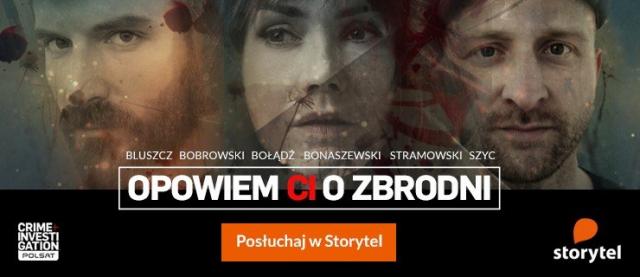 Opowiem ci o zbrodni – przedpremierowy pokaz i spotkanie z artystami w Warszawie