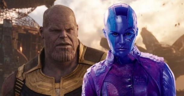 Avengers 4 – nowe zdjęcie Nebuli to fragment plakatu?