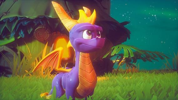 Spyro Reignited Trilogy prawdopodobnie trafi na Nintendo Switch
