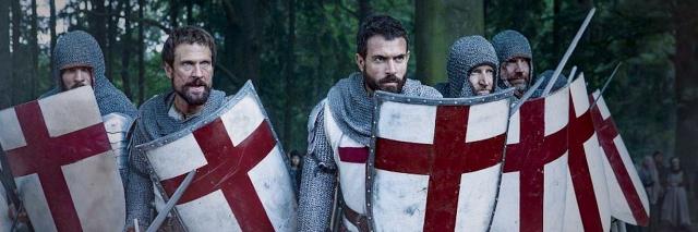 Templariusze: ukazała się książka historyczna współtwórcy serialu