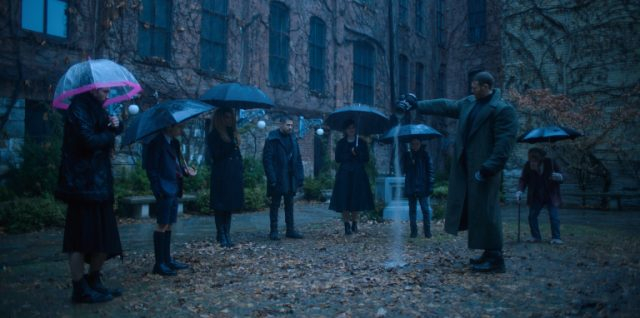 The Umbrella Academy – nowy spot serialu Netflixa