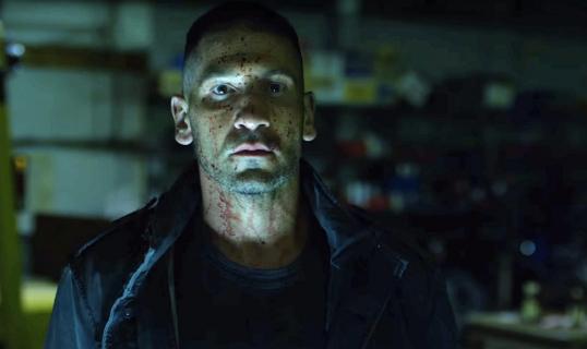 Plakat 3D promuje 2. sezon serialu Punisher