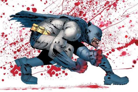 Batman: Mroczny Rycerz – Rasa Panów – recenzja komiksu