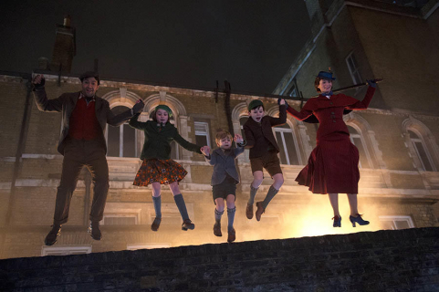 Marry Poppins powraca – są pierwsze opinie. Krytycy zadowoleni