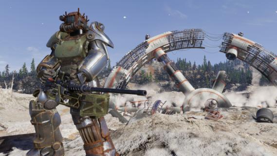 Fallout 76. Bethesda sprzedaje stroje, które kosztują tyle co gra