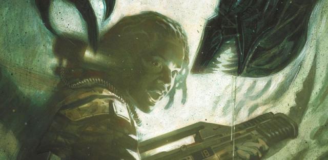 Aliens i Biały Lama w zapowiedziach Scream Comics