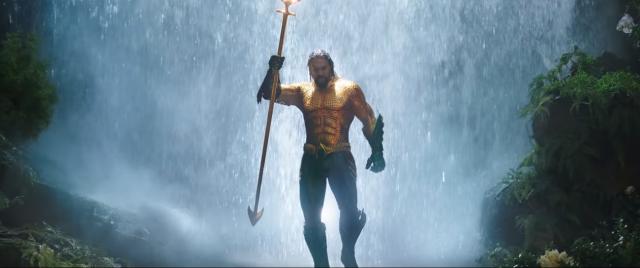 Aquaman – epicki, finałowy zwiastun widowiska. Walka o przyszłość Atlantydy