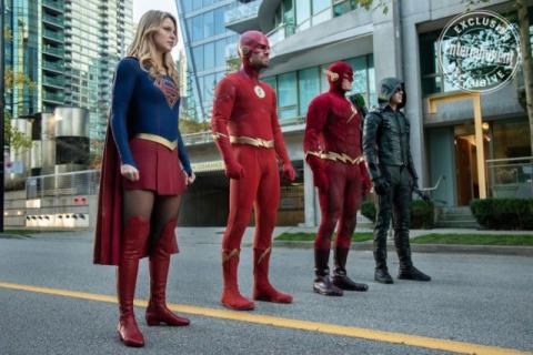 Supergirl vs. Alex – zobacz nowy spot z crossoveru Arrowverse