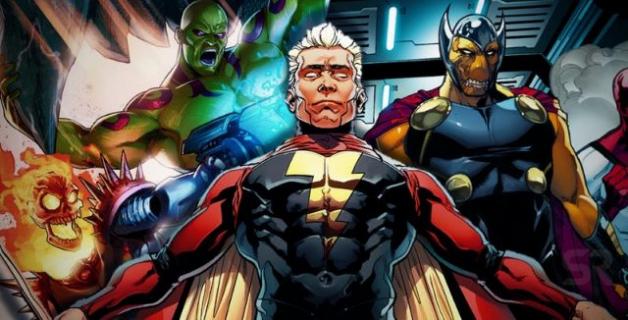 Zupełnie nowi Strażnicy Galaktyki. Marvel pożegna i odmieni drużynę