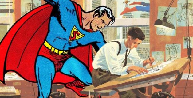 Joe Shuster. Opowieść o narodzinach Supermana – recenzja komiksu