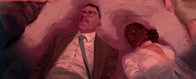 Pusty Człowiek: komiks o dziwnej chorobie w sprzedaży