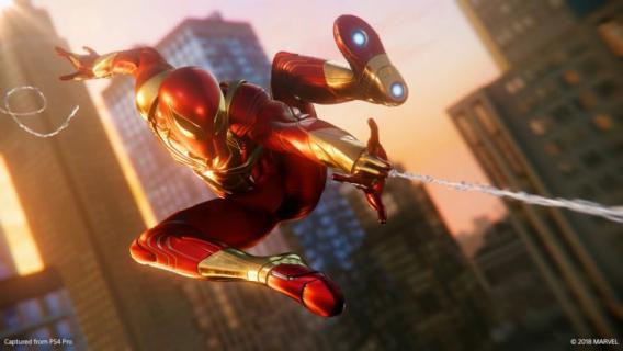 Marvel's Spider-Man. Zwiastun dodatku z udziałem Hammerheada
