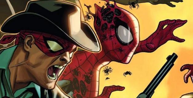 Tysiące pająków w kostiumie tworzą najdziwniejszego Spider-Mana?